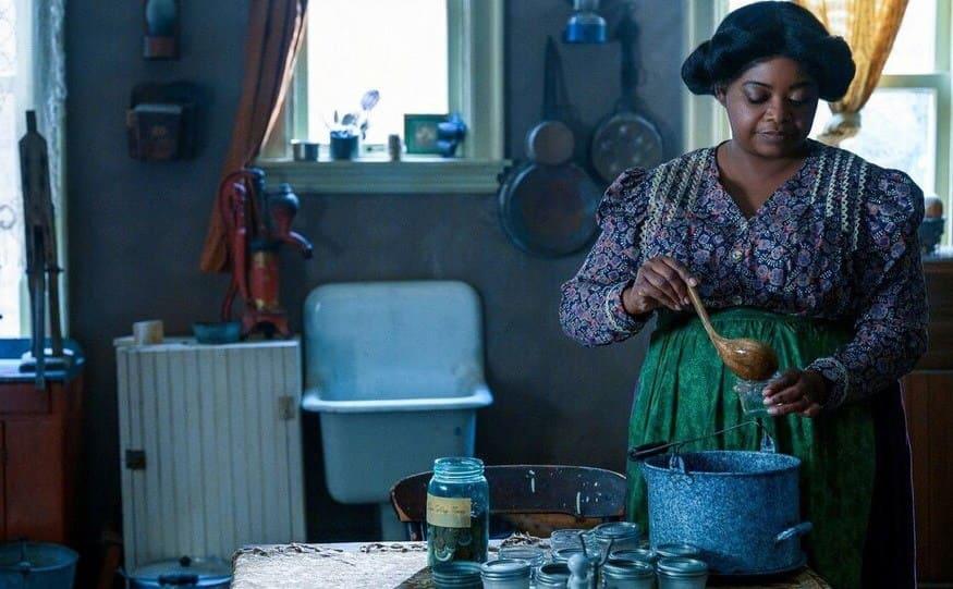 Octavia Spencer as Madam C.J. Walker in Self Made.