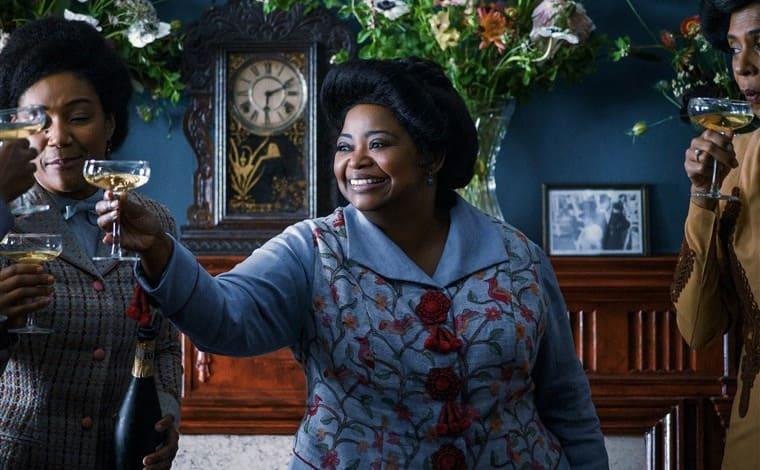 Octavia Spencer playing Madam C.J. Walker in Self Made.