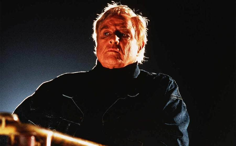 Marlon Brando in the film Don Juan De Marco 1995