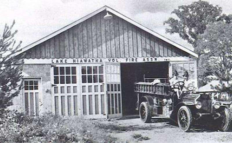 An old firehouse