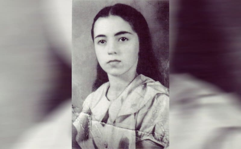 Martha Lee Sodder around the time she went missing
