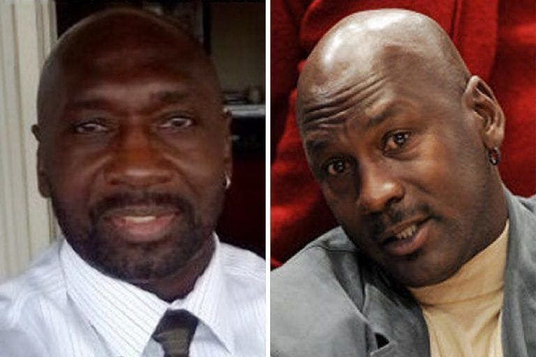 Allan Heckard is pictured on the left, and Michael Jordon is pictured on the right.
