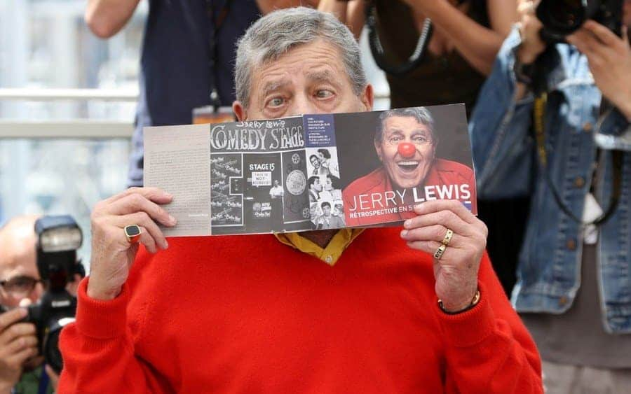 Jerry Lewis. 'Max Rose' film photocall, 66th Cannes Film Festival, France