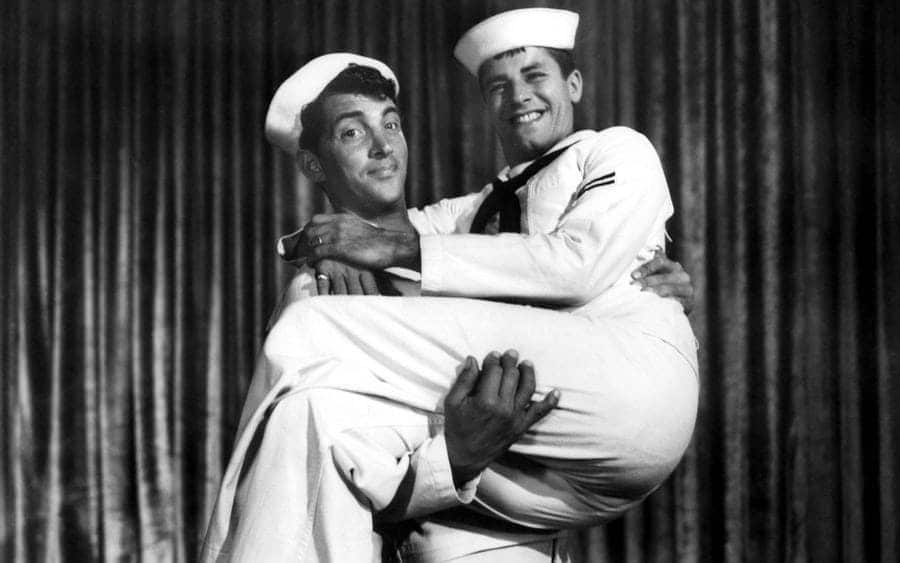 'SAILOR BEWARE' - Dean Martin and Jerry Lewis