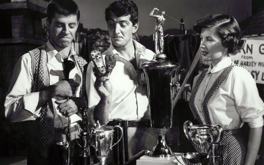 The Caddy – 1953, Jerry Lewis, Dean Martin, Barbara Bates
