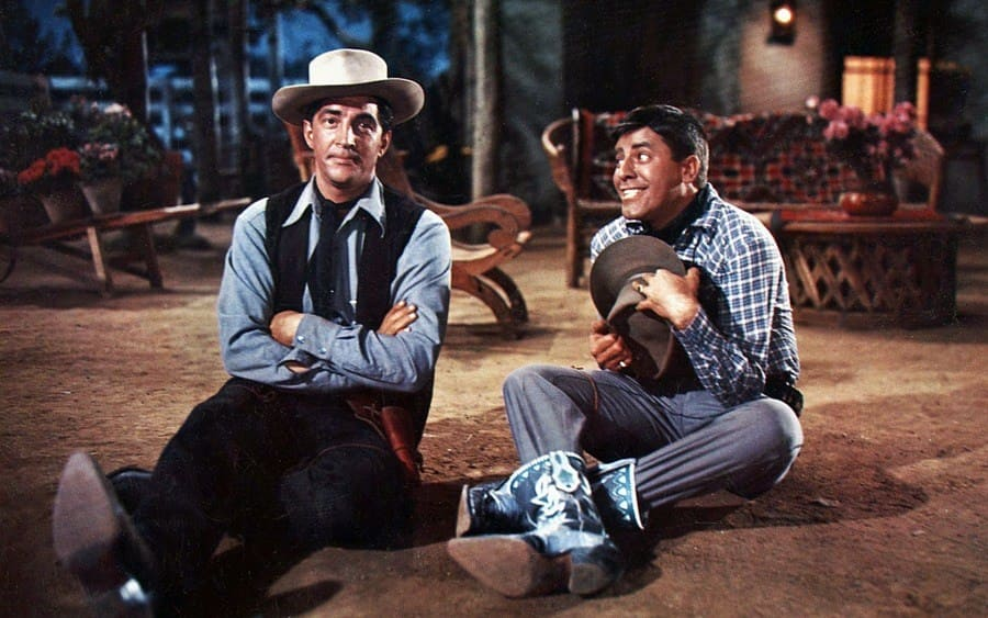 Pardners – 1956, Dean Martin, Jerry Lewis