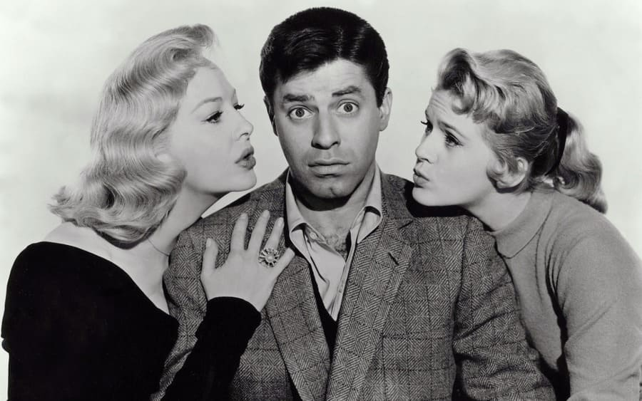 Rock-A-Bye Baby – 1958, Marilyn Maxwell, Jerry Lewis, Connie Stevens