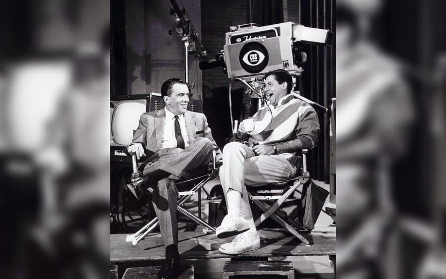 Ed Sullivan, Jerry Lewis