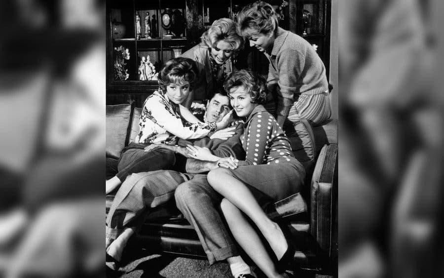 The Ladies' Man – 1961, Jerry Lewis