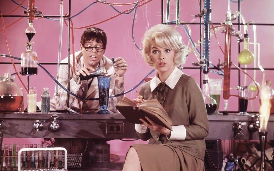 The Nutty Professor – 1963, Jerry Lewis, Stella Stevens