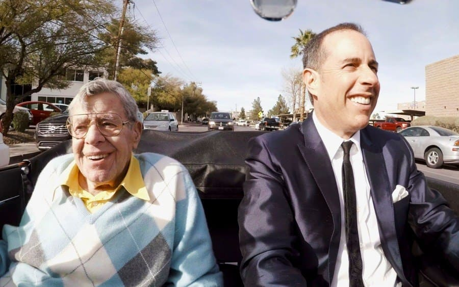 Jerry Lewis, Jerry Seinfeld