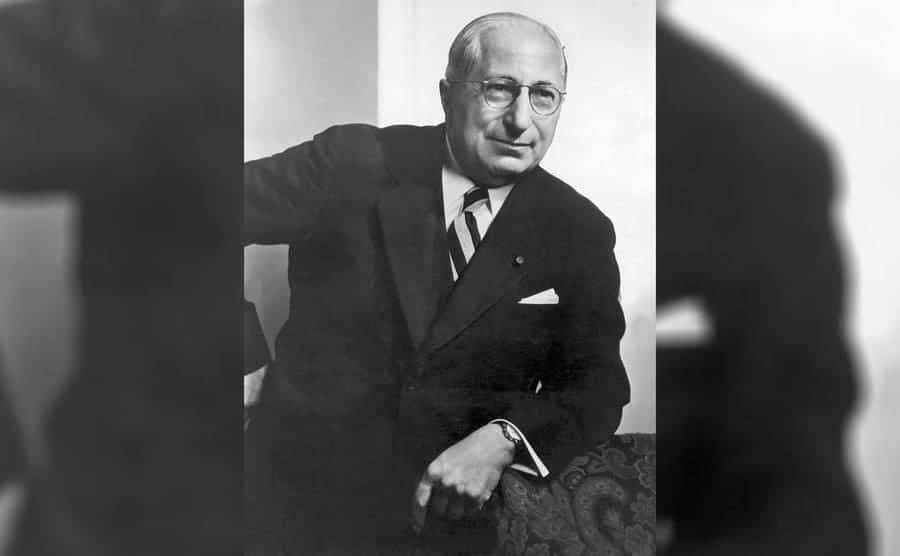 Louis B. Mayer, 1947