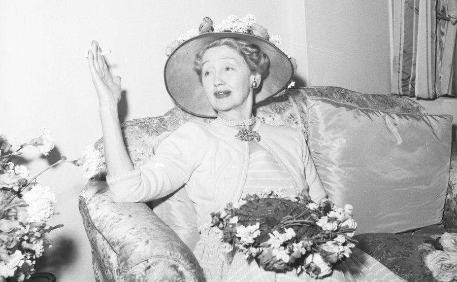 The American Journalist, Hedda Hopper