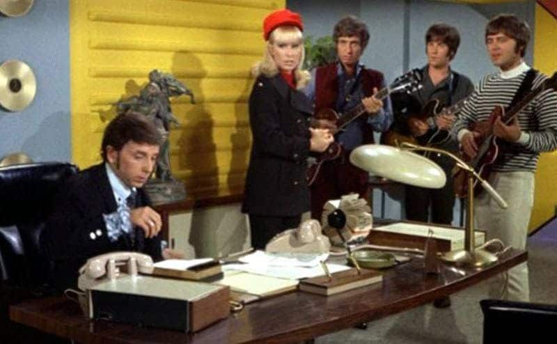Phil Spector and The Monkees appearance's in I Dream of Jeannie.