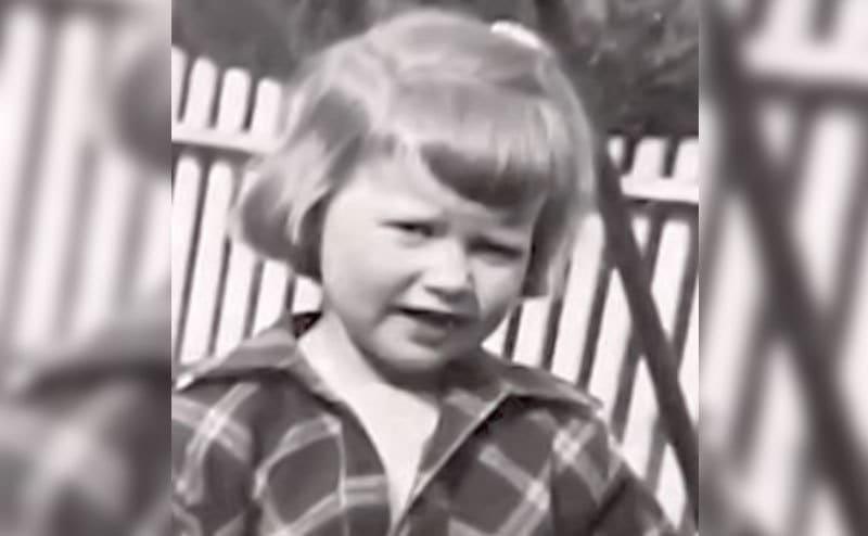 A portrait of Ann Marie.