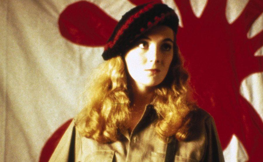 Natasha Richardson as Patricia Hearst.