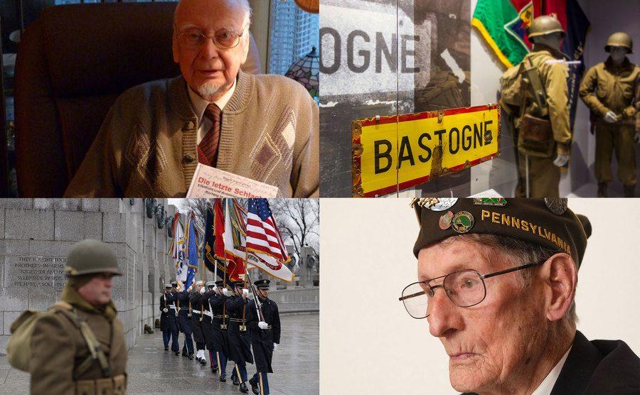 Wingolf Scherer / Bastogne War Museum / The Battle of the Bulge Memorial / Walter Hurd07.