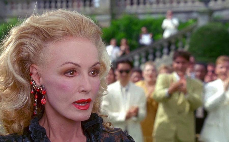 Julie Newmar into Wong Foo, Thanks for Everything! Julie Newmar.