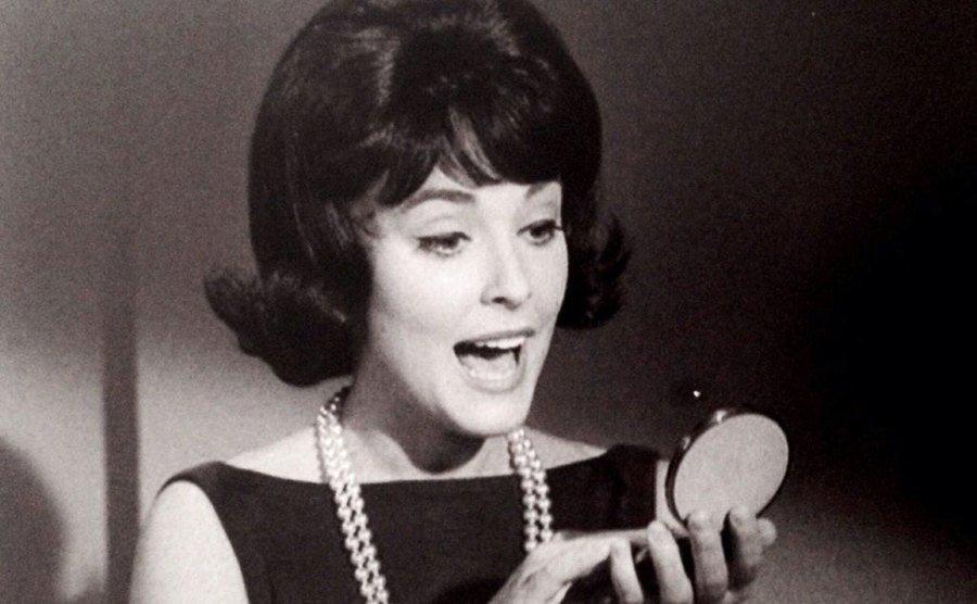 Sharon Tate stars in The Beverly Hillbillies.