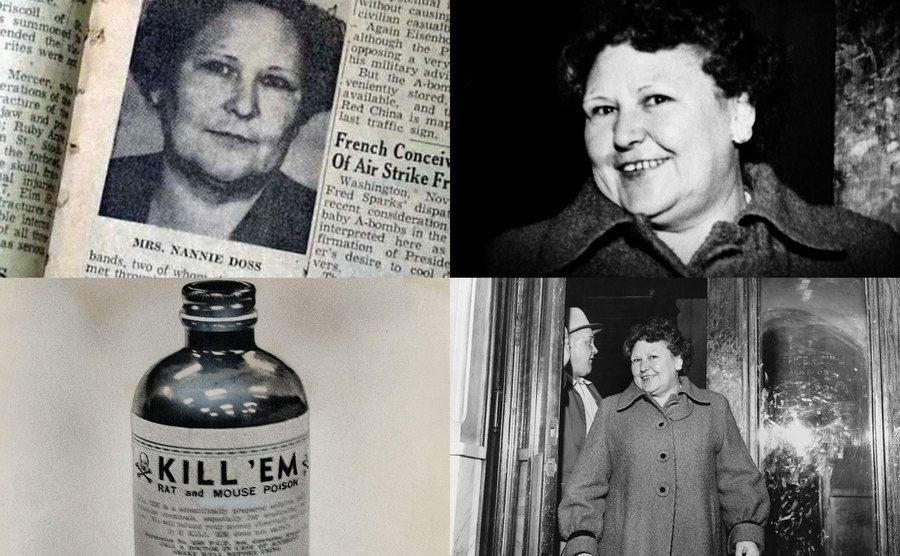 Nannie Doss / Nannie Doss / Rat Poison / Nannie Doss