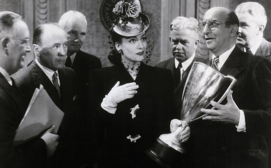 Joan Crawford in the 1942 film
