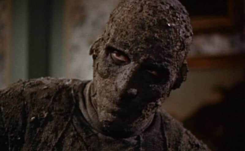 The unlucky mummy.