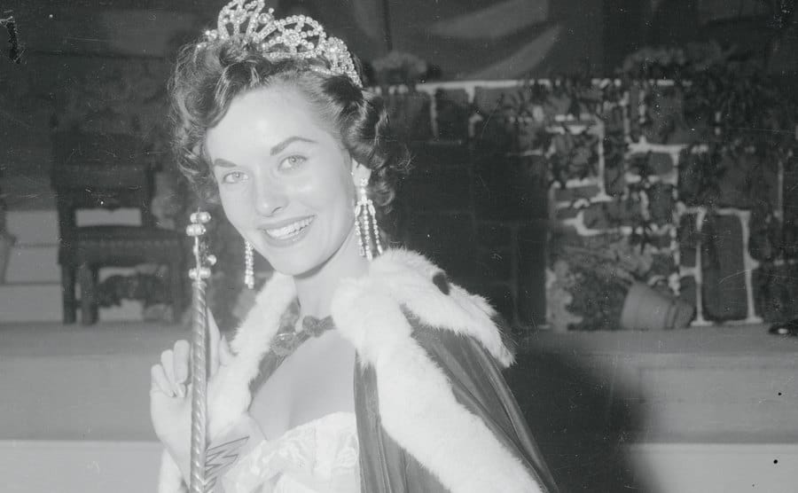 Lee Ann Meriwether in her