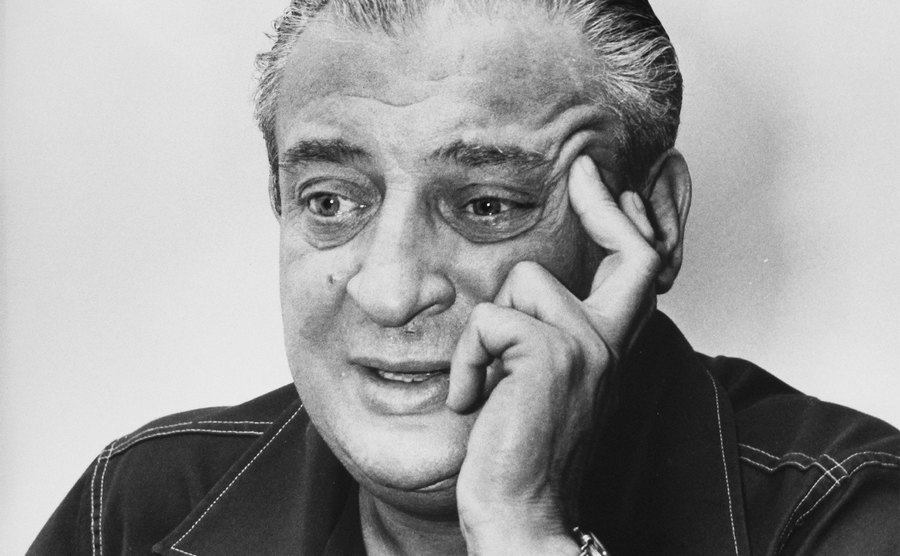 Rodney Dangerfield is reminiscing about his life.